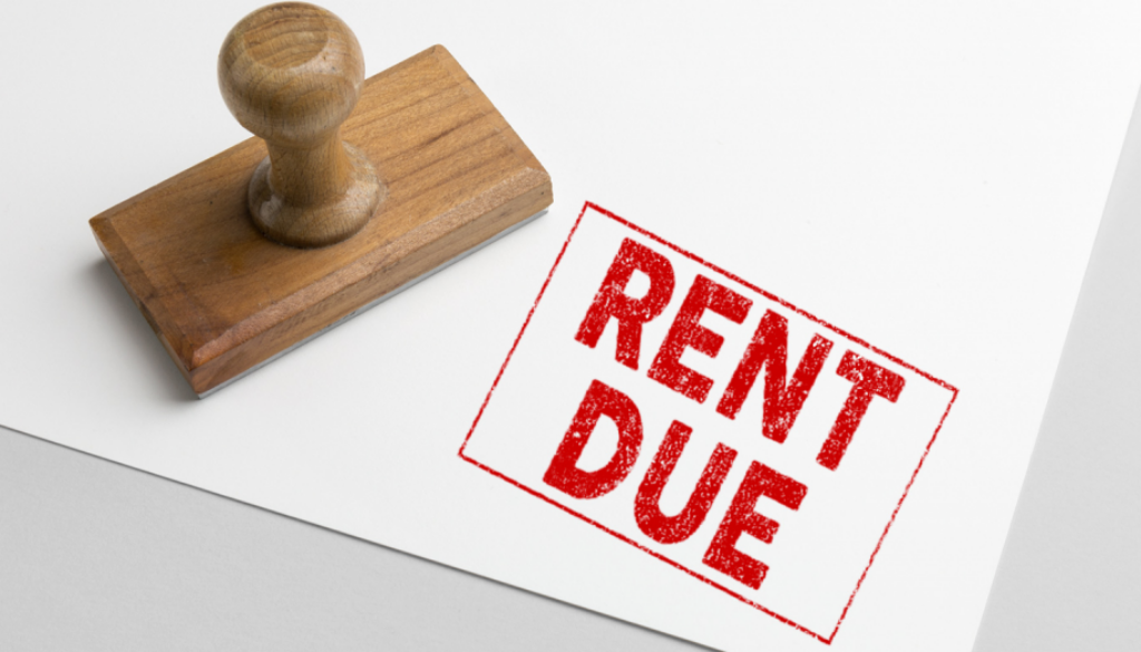 Non-Payment of Rent
