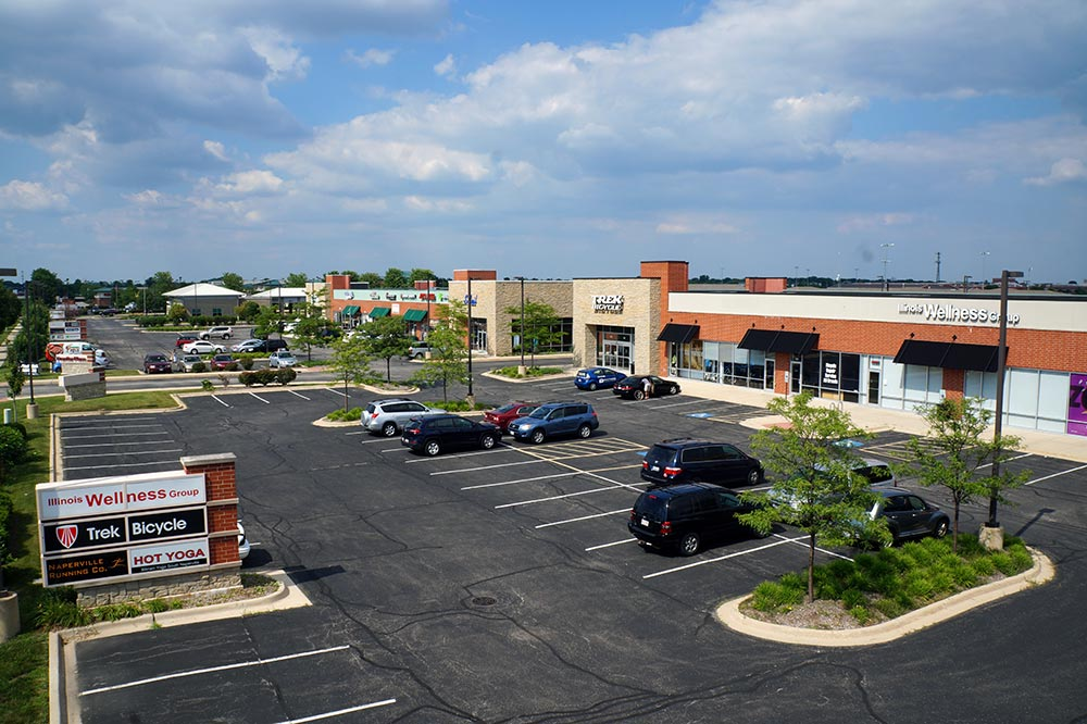 Investing In Shopping Plaza
