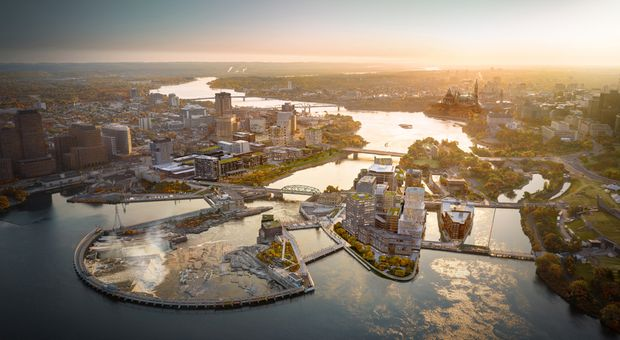 Waterfront Developments and Areas