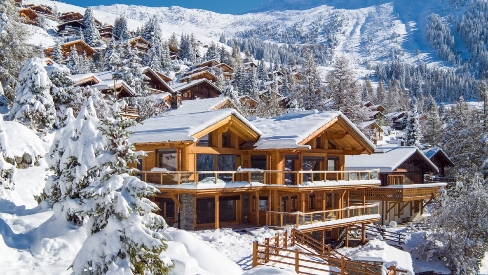 Ski Chalets and Small Lodges