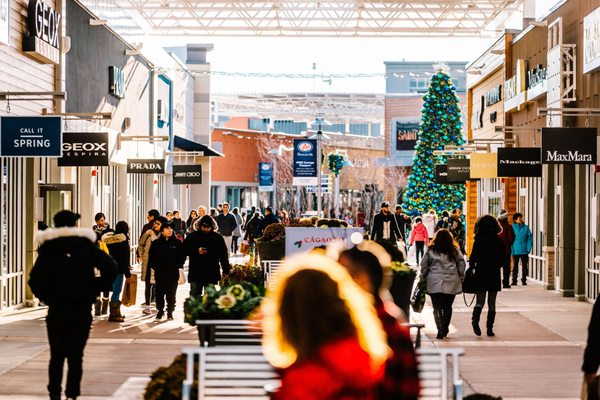 Outlet Malls and Main Street Retails